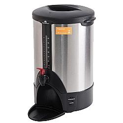 Comprar Cafeteira Automática, Corpo em aço escovado, 6 Litros, 1000W - Marchesoni-Marchesoni