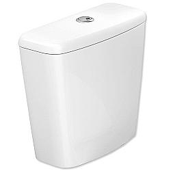 Comprar Caixa Acoplada para Sanitários Fast, Ravena, Aspen, Izy - Branco Gelo-DECA