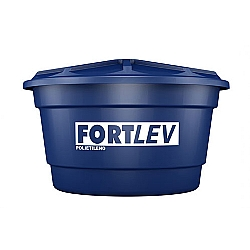 Comprar Caixa D'�gua de Polietileno - 500 Litros, com tampa-Fortlev