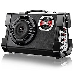 Comprar Caixa De Som Multiuso Com Microfone Mp3/ Usb/SD/fm/Guitarra-Multilaser
