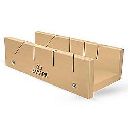 Comprar Caixa Especial para Corte de Rodapé ou Meia Esquadria Marfim-Ramada