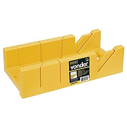 Comprar Caixa Meia Esquadria Plástica-Vonder