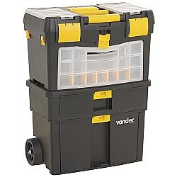 Comprar Caixa plástica com rodas CRV 0100-Vonder