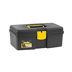 Comprar Caixa pl�stica para ferramentas com 1 bandeja - VD1002-Vonder