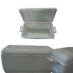 Comprar Caixa Plástica Térmica Branca 141L - 150GT-Lee Tools