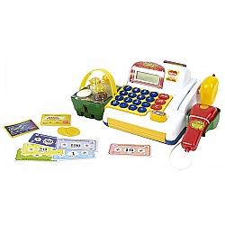 Comprar Caixa Registradora Sons Luzes Calculadora Scanner-Bel Fix