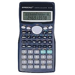 Comprar Calculadora Científica 10 + 2 Dígitos 401 Funções - SC500-Procalc