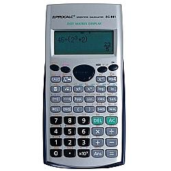 Comprar Calculadora Cient�fica 10 + 2 D�gitos 403 Fun��es - SC991-Procalc