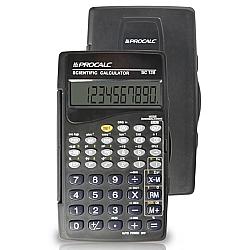 Comprar Calculadora Cient�fica 8 + 2 D�gitos 56 Fun��es - SC128-Procalc