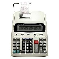 Comprar Calculadora de Mesa Semi-Profissional com Impress�o e Bobina Visor de Cristal L�quido Extra Grande com 12 D�gitos - LP45-Procalc