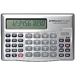 Comprar Calculadora Financeira - FN1200C-Procalc