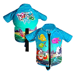 Comprar Camisa Flutuadora Floater Infantil Aquafish-Prolife
