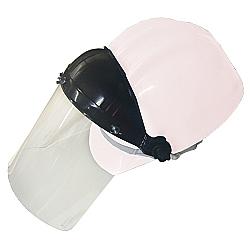 Comprar Capacete com Protetor Facial Incolor - Economy-Epi Master