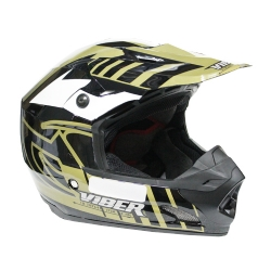 Comprar Capacete Cross TH1 Viber 2013 - Champagne - Tamanho 60-Pro Tork