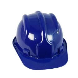 Comprar Capacete de segurança azul escuro com selo INMETRO-Plastcor