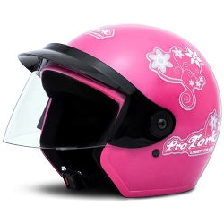 Comprar Capacete Liberty Three For Girls - Rosa-Pro Tork