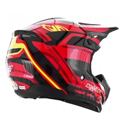 Comprar Capacete Motocross TH1 Connect Spice - Tamanho 58-Pro Tork