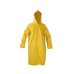 Comprar Capa de chuva de pvc amarela com forro-Vonder