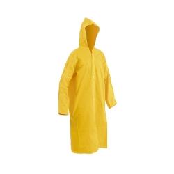Comprar Capa de chuva de pvc amarela sem forro-Vonder