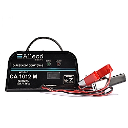 Comprar Carregador de Bateria, 10A, 12V, Bivolt - CA1012M-Alleco