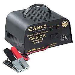 Comprar Carregador de Bateria 6a/12v - Automático com Flutuador CA612A-Alleco