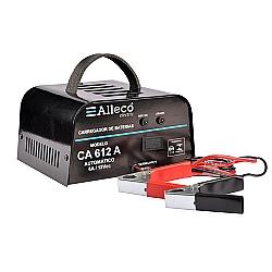 Comprar Carregador de Bateria 6A, 12V, Bivolt, Automatico com Flutuador - CA612A-Alleco