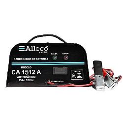 Comprar Carregador de Baterias, 15A, 12V, Bivolt - CA1512A-Alleco