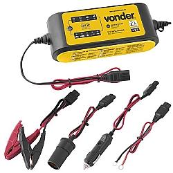 Comprar Carregador Inteligente de Bateria, 127 W, 47 Hz - 63 Hz - CIB 160-Vonder