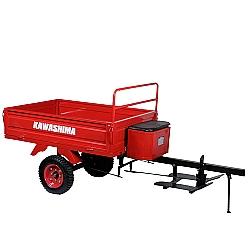 Comprar Carreta com Assento e Freio - 300 kg - TC 300 B-Kawashima