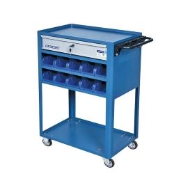 Comprar Carrinho aberto com 1 gaveta e 20 caixas NR3 – CR75-Marcon