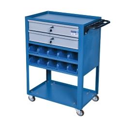 Comprar Carrinho aberto com 2 gavetas e 20 caixas NR3 – CR76-Marcon