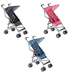 Comprar Carrinho de Beb�, 2 Posi��es, 4 rodas duplas -  Umbrella Slim-Voyage