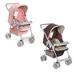 Comprar Carrinho de Bebê Milano Reversível-Galzerano