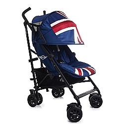 Comprar Carrinho de Beb� para Passeio, Mini Buggy Union Jack - Azul-EasyWalker