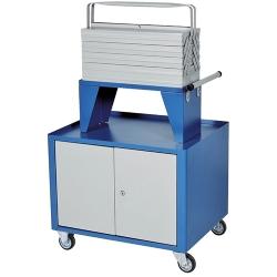 Comprar Carrinho oficina fechado com porta 1 caixa 507A - CR507-Marcon