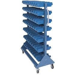 Comprar Carrinho porta componentes com 126 caixas 3A - CR63-Marcon