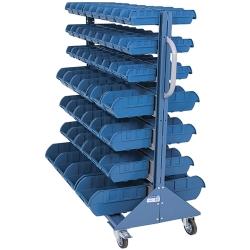 Comprar Carrinho porta componentes com 98 caixas - CR65-Marcon