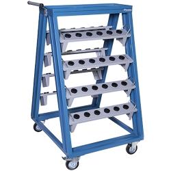 Comprar Carrinho porta cone para 40 peças ISO 40 - PCG4040-Marcon