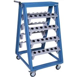 Comprar Carrinho porta cone para 48 peças ISO 30 - PCG4830-Marcon