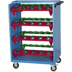 Comprar Carrinho porta cone para 56 peças ISO 30 - PCF5630-Marcon