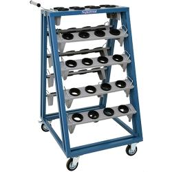 Comprar Carrinho porta cone para 60 peças ISO 30 - PCG6030-Marcon