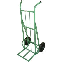 Comprar Carro armazém capacidade 400kg com roda borracha integral - CRLA400-4-Tander