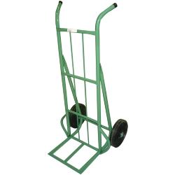 Comprar Carro armazém capacidade 300kg com roda borracha integral 10 - CRLA300-4-Tander