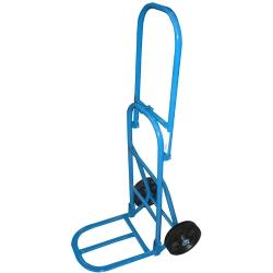Comprar Carro armazém dobrável capacidade 150kg roda borracha integral 8 - CRLAD-2-Tander