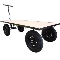 Comprar Carro plataforma 300kg - sem rolamento-Tander