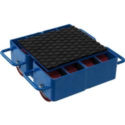 Comprar Carro tartaruga capacidade 12.000 kg com rodas de poliuretano-Bovenau