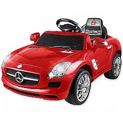 Comprar Mini Carro Mercedes Benz Infantil Elétrico Motor 6V Bivolt-Xalingo
