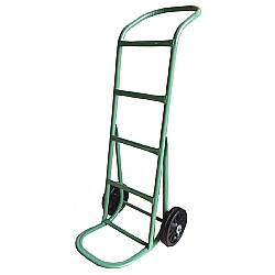 Comprar Carro Armazém 120 kg com roda de borracha Integral 8-Carroleve