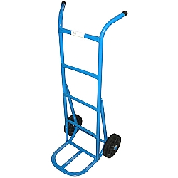 Comprar Carro Armazém 150kg, Roda Borracha Integral 8-Carroleve