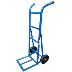 Comprar Carro armazém 200 kg com base de chapa e roda de borracha integral 8-Tander